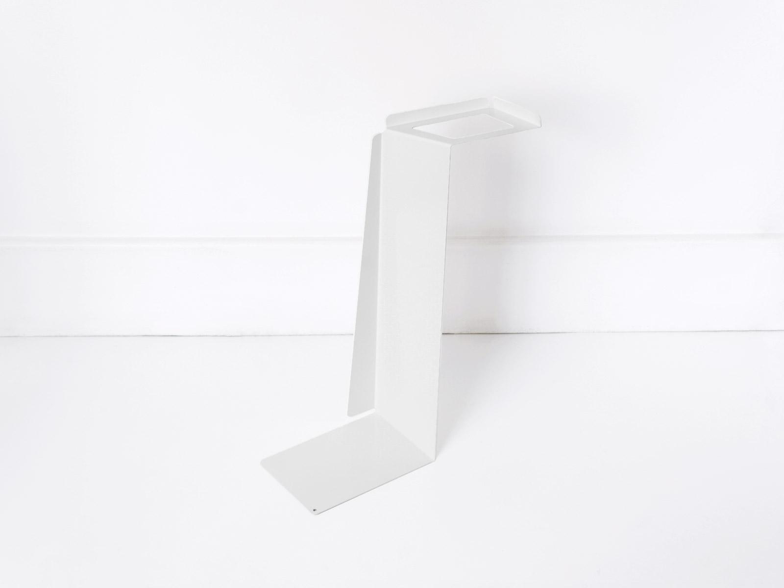 Fiction sculptural book stand