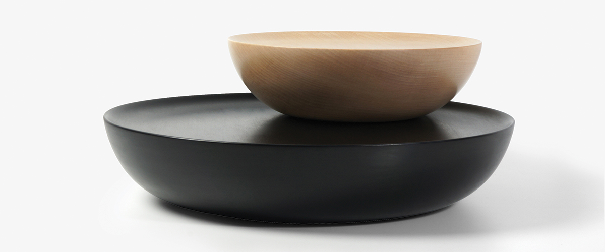 Full bowls by Sebastian Bergne