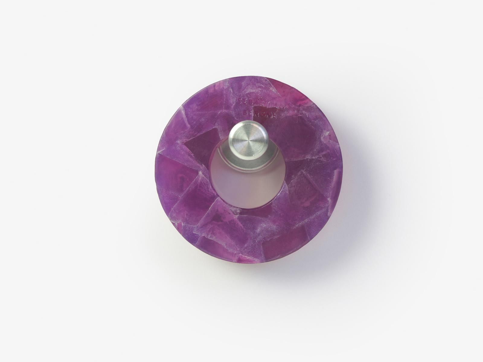 Rubelite Ring Soap & peg