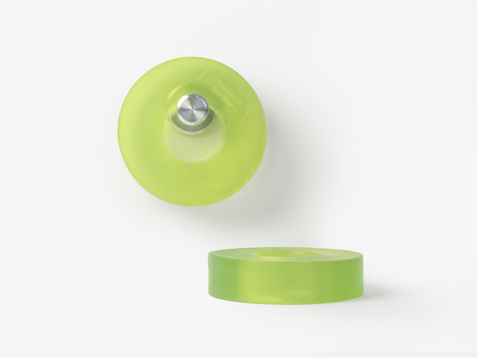 Emerald Ring Soaps & peg