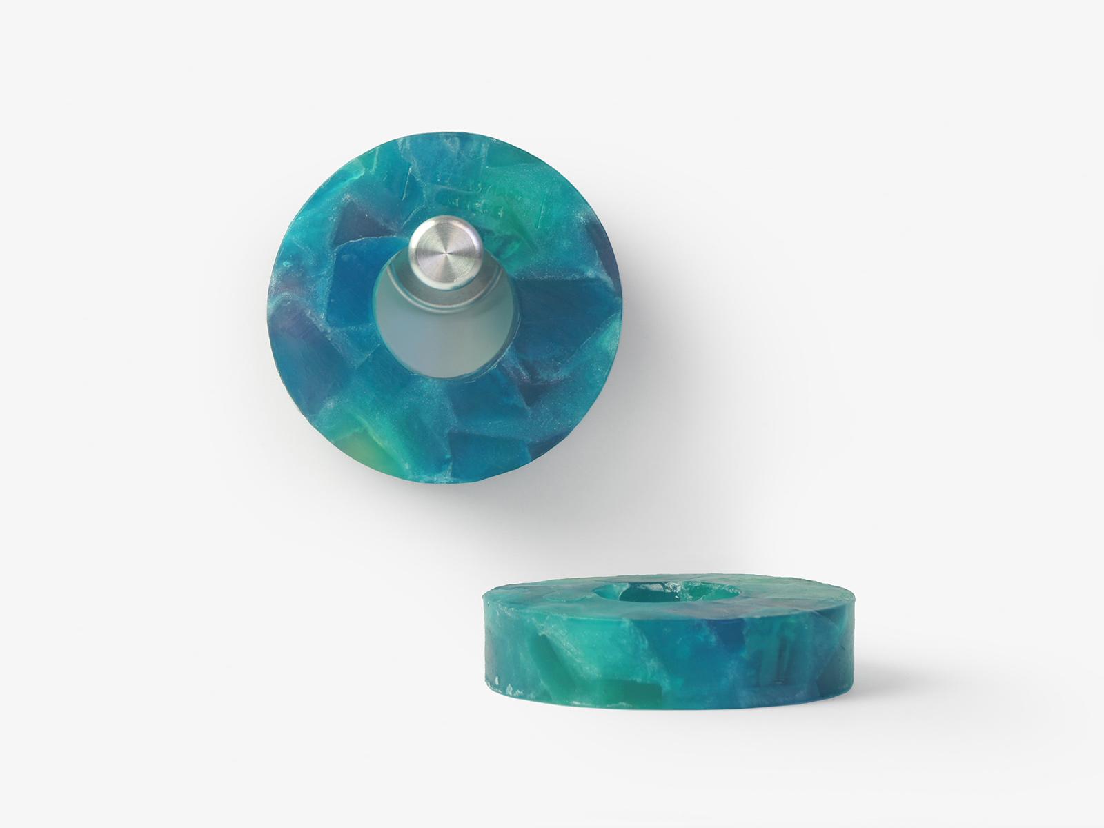 Azurite Ring Soaps & peg